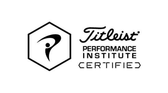 Titleist Performance Institute Certified