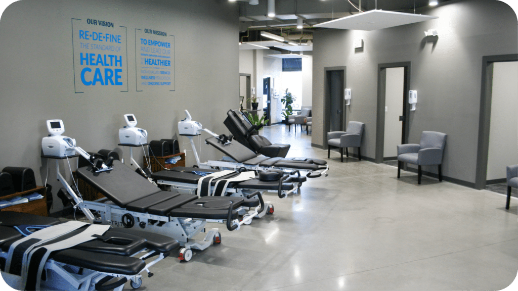 decompression therapy tables